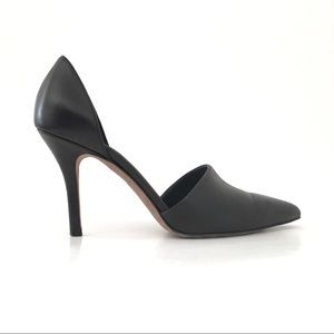 """Vince D'Orsay Leather """"Claire"""" Heels"""